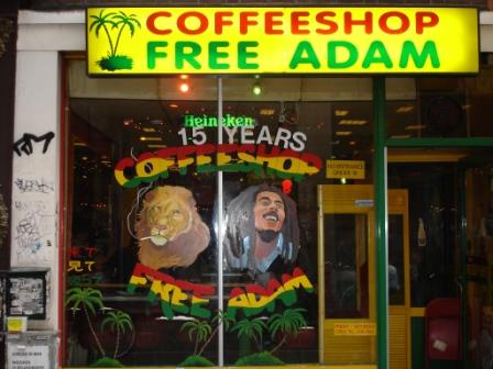 coffeeshop adam