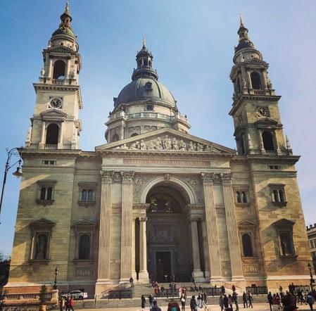 Basilica de St. Stephen