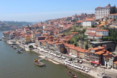 Ponte lado Porto