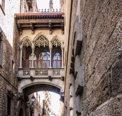 bairro gotico