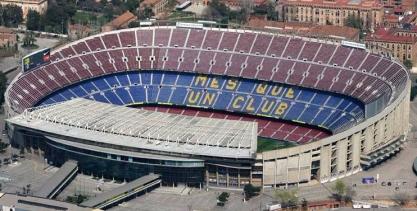 interior camp nou